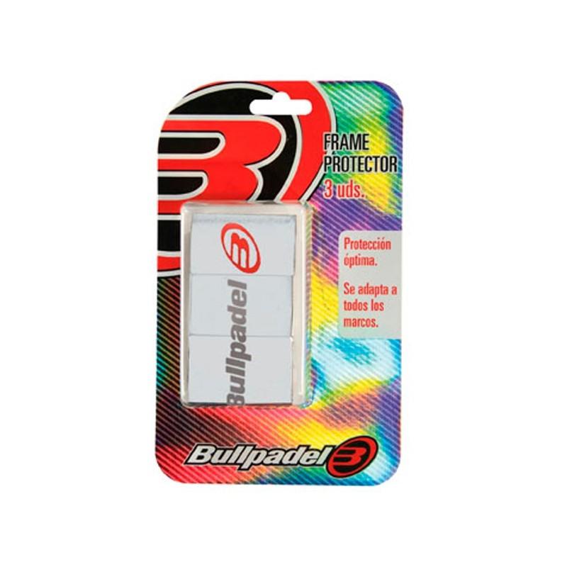 Protector bullpadel transparente