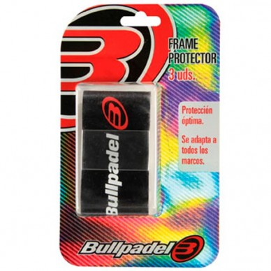 BullpadelProtector Negro 2015