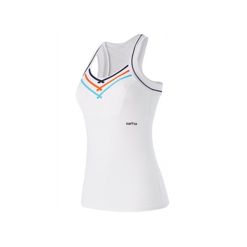 Camiseta naffta de Asas Naffta Blanco CA532