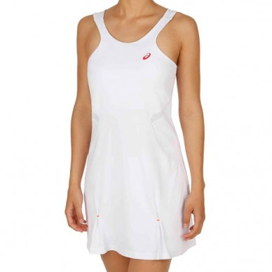 AsicsVestido Athlete Dress Blanco 2015
