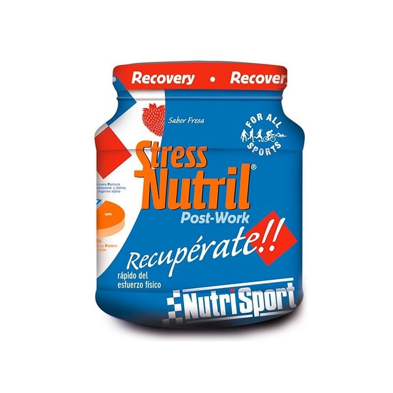 StressNutril Nutrisport 800 gr sabor Fresa