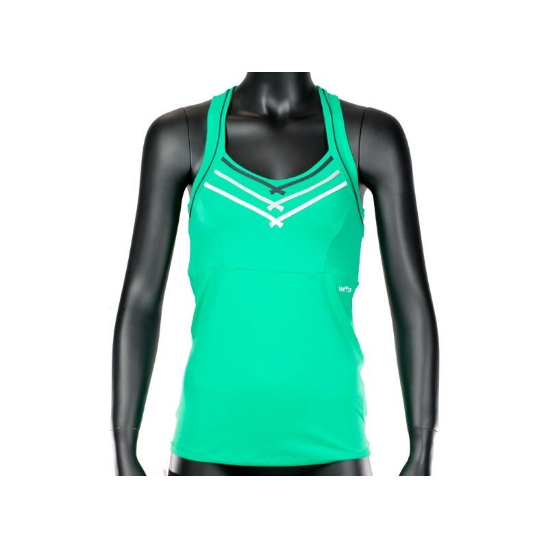 Camisetas Naffta de Asas Verde CA532