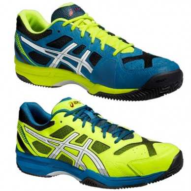 Zapatillas Gel Padel Exclusive 4 Amarillas 2015