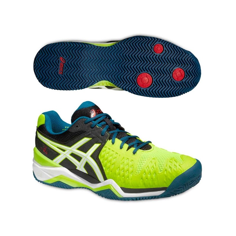 Zapatillas Asics Gel Bela 5 Amarillas 2015