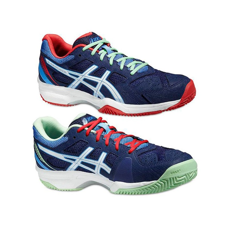 65eaea27f Comprar Zapatillas Asics Gel Padel Exclusive 4 SG Woman Azul - Zona ...
