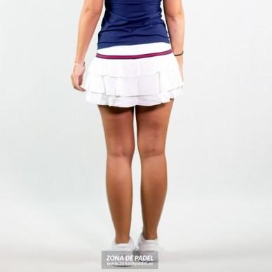 Falda Short Blanca FS638-101283