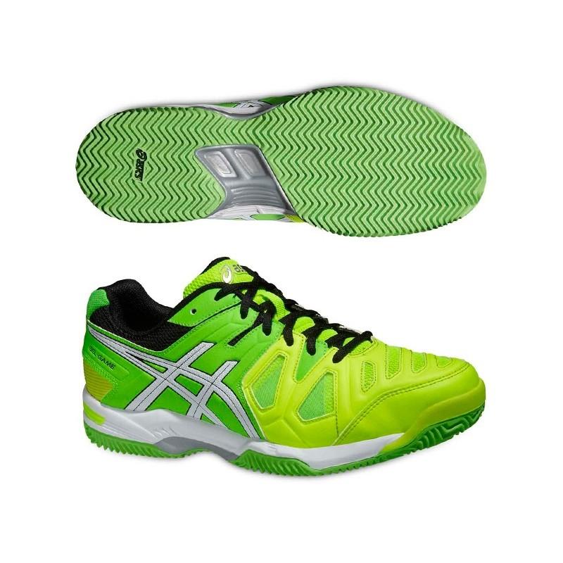 Zapatillas Asics Gel Game 5 Flash Yellow 2015