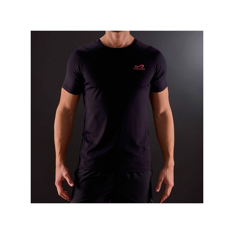 Camiseta Endless Zoom Black 2015