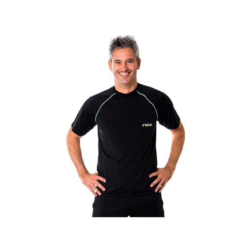 Camiseta negra NOX Ryan 2015