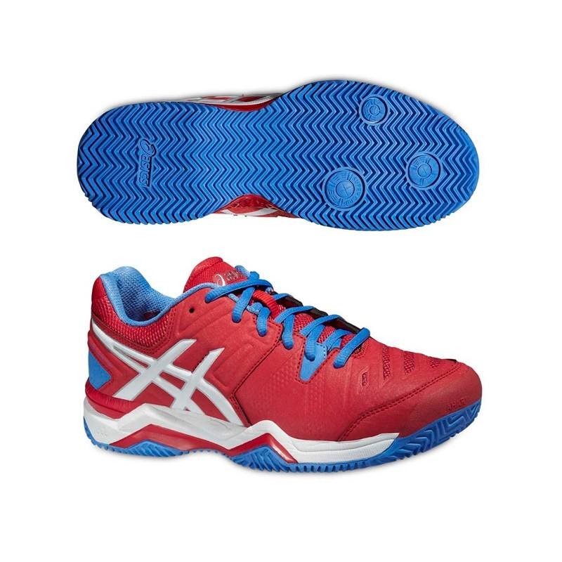 Zapatillas Mujer Asics Gel Padel Competition 2 2015