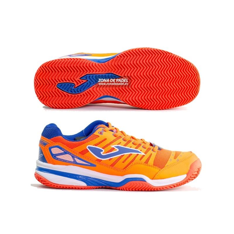 Zapatillas joma T.Slam Naranja Marino 2016