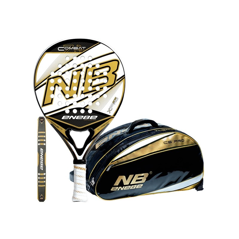 Pack NB Combat Attack 2015 + Paletero CS