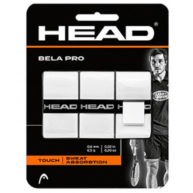 Head Overgrip Bela Pro Grip Blancos