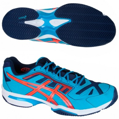 Zapatillas Gel Padel Professional 2 Azules 2016