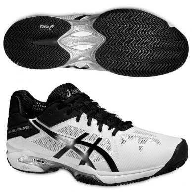 Zapatillas Gel Solution Speed 3 2016 Blancas