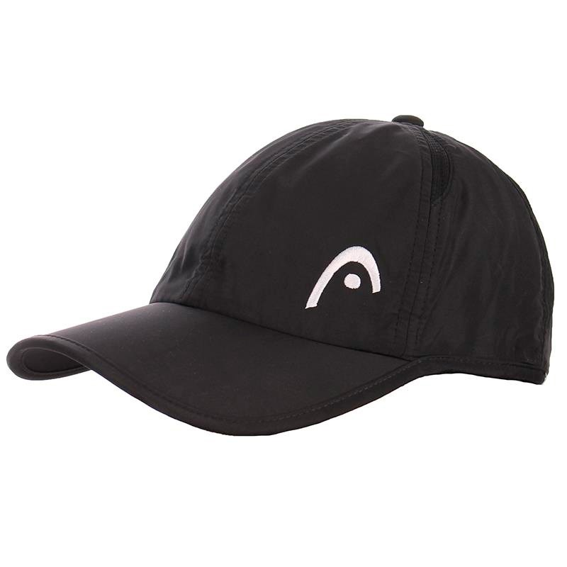 Gorra Head Pro Player Cup Black