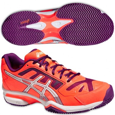 Zapatillas Gel Padel Professional 2 SG Woman 2016
