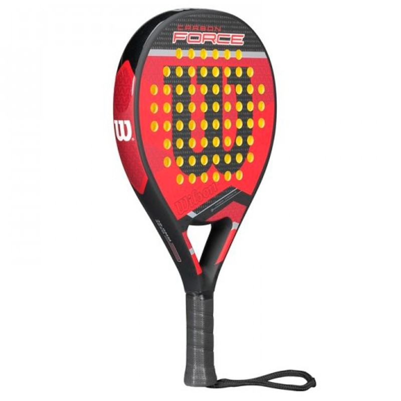 Pala de padel Carbon Force 2016