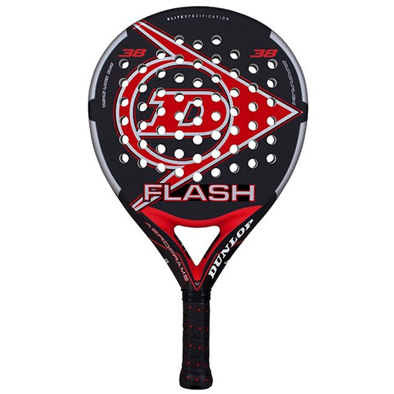 Pala de padel Dunlop Flash Red 2016