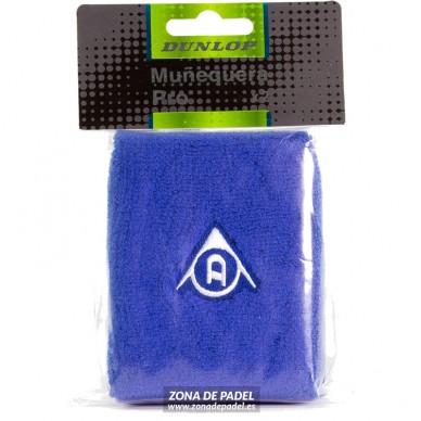 Muñequera Dunlop Azul