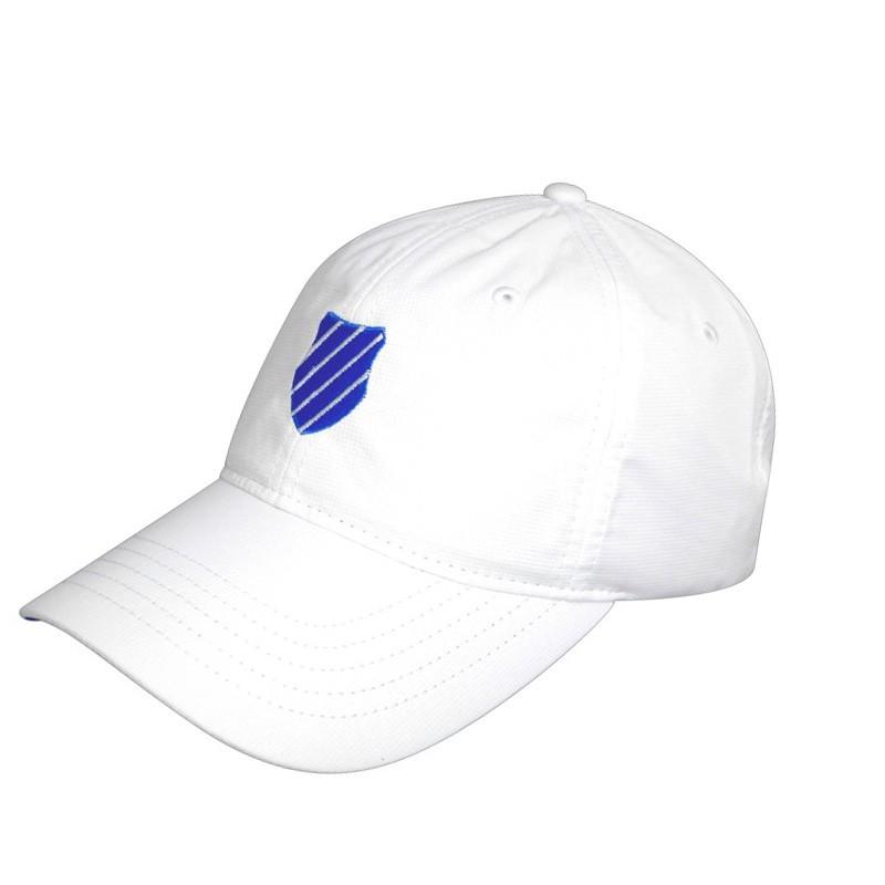 Gorra K-swiss Blanca Azul