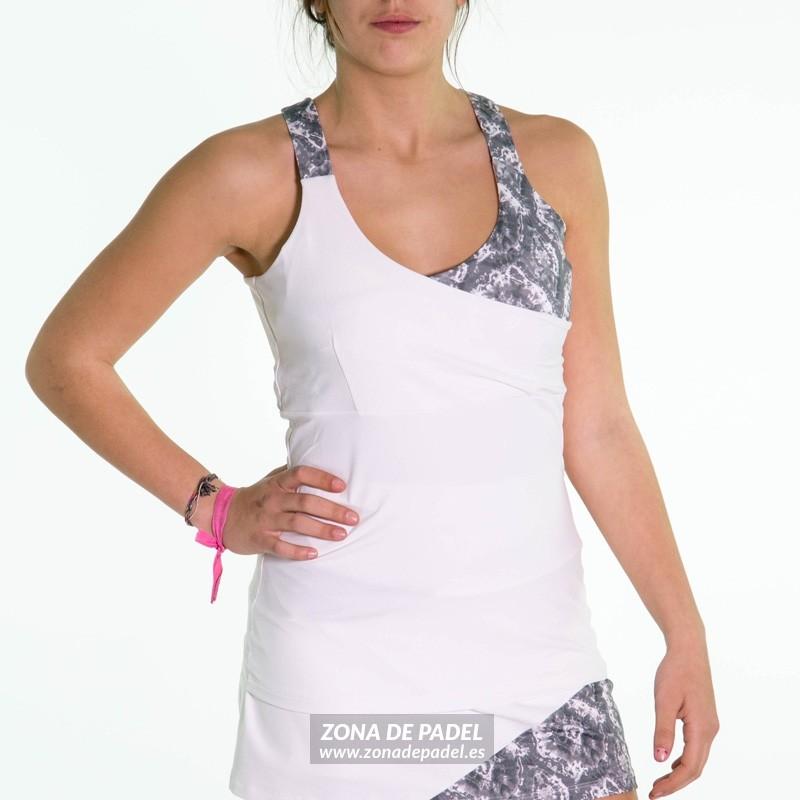 Camiseta Tirantes blanca naffta CA734-10104
