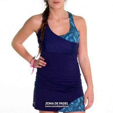 Camiseta Tirantes Azul CA734-283254