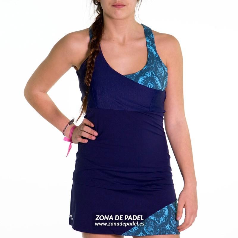 Camiseta Tirantes nafta Azul CA734-283254
