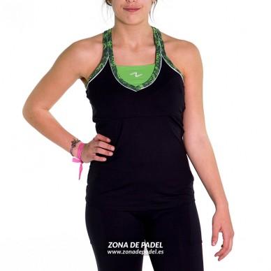 Camiseta Tirantes Negra CA739-100364
