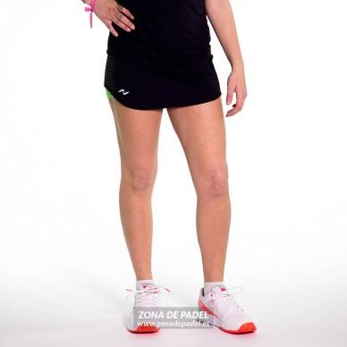 Falda Short negra FS736-100364