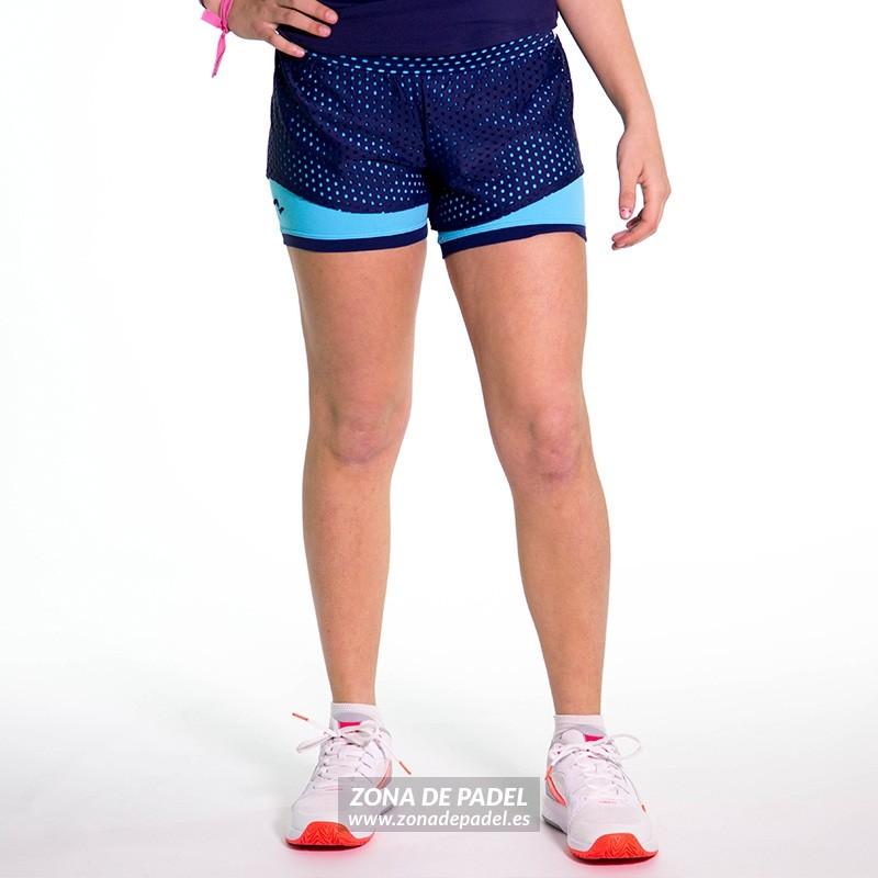 Falda Short NAFFTA Azul SH730-283254
