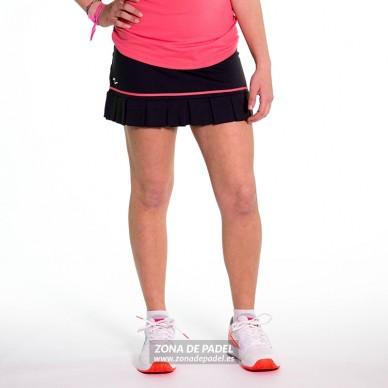 Falda Short negra FS732-104405