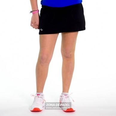 Falda Short basico Gris FS024-104000
