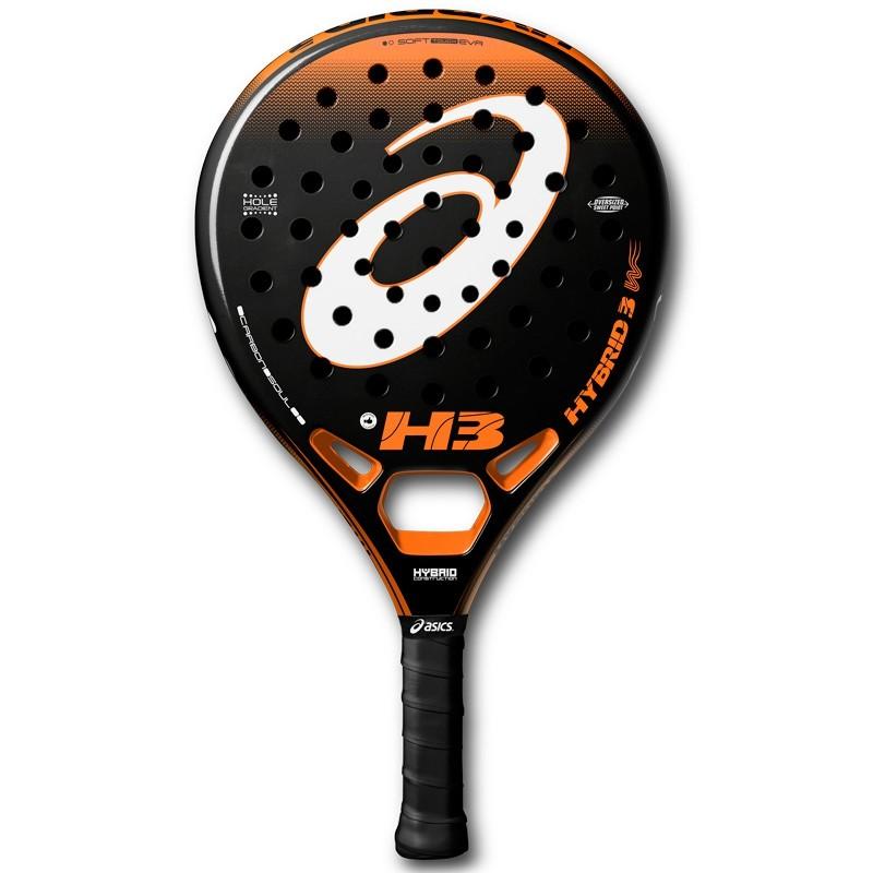 Pala asics H3 Hybrid Naranja 2016