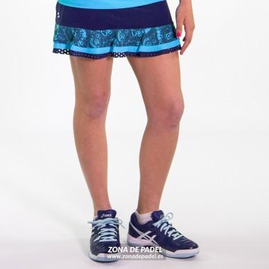 Falda Short Azul FS737-283254