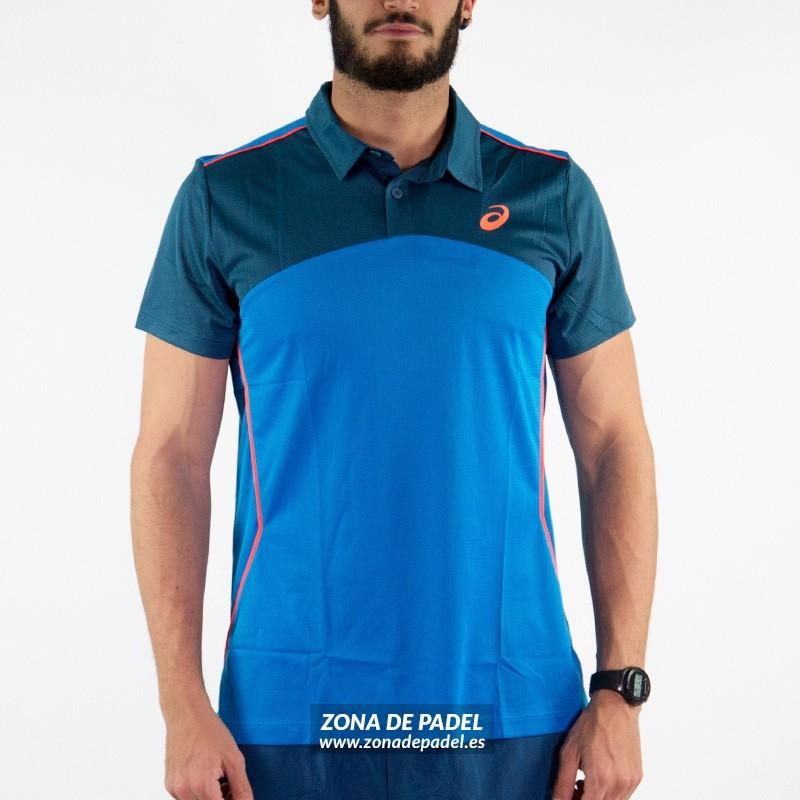 Polo Asics Padel Players 2016
