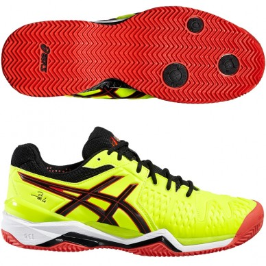 Zapatillas Gel Bela 5 SG Safety Yellow 2016