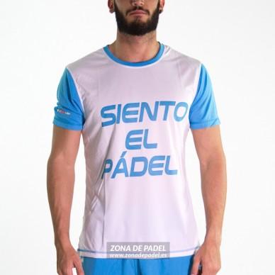 Camiseta Siento Padel 2016