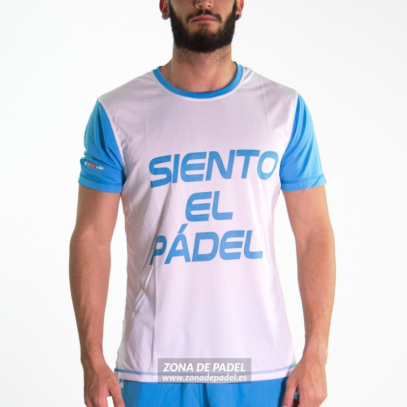 Camiseta star vie Siento Padel 2016