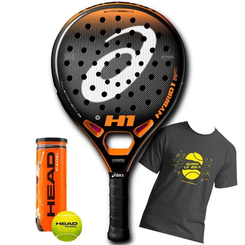 Pala H1 Hybrid Naranja 2016