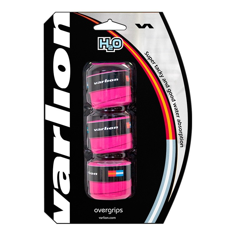 Overgrip varlion H20 Fucsia