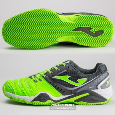 Zapatillas T.Set Fluor 2016