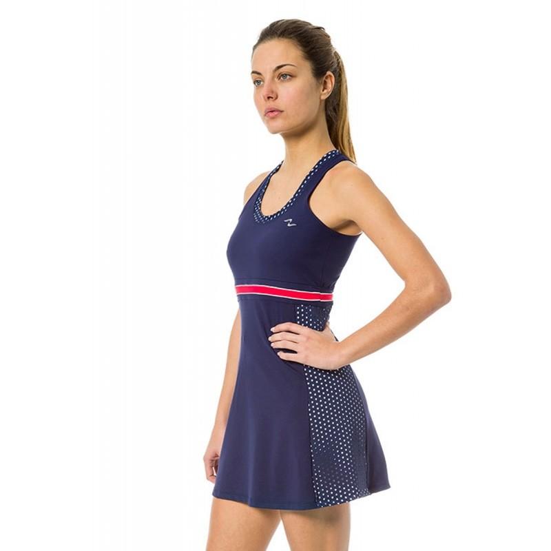 Vestido Naffta Azul VT834 2016