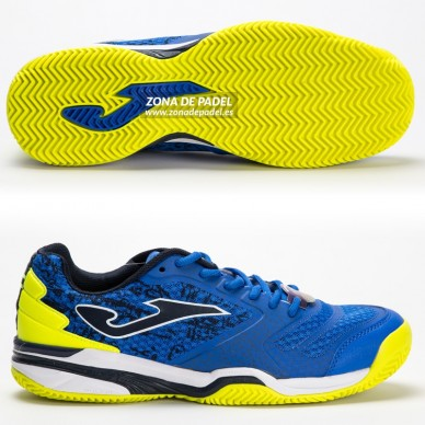 Zapatillas T.Slam Clay Royal 2016
