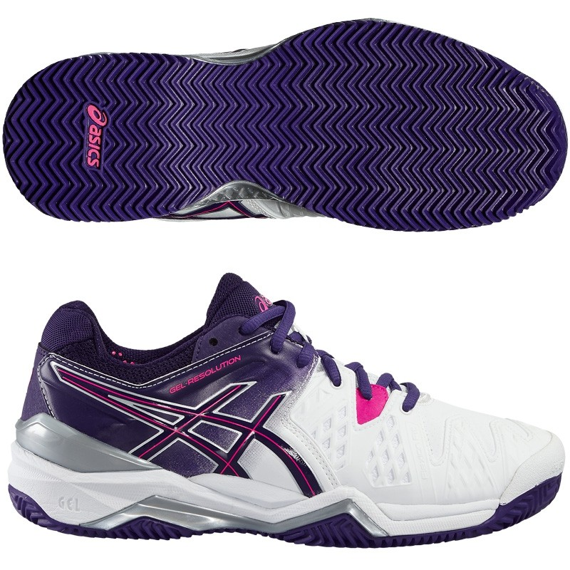 Zapatillas Asics Gel Resolution 6 Parachute Purple 2016