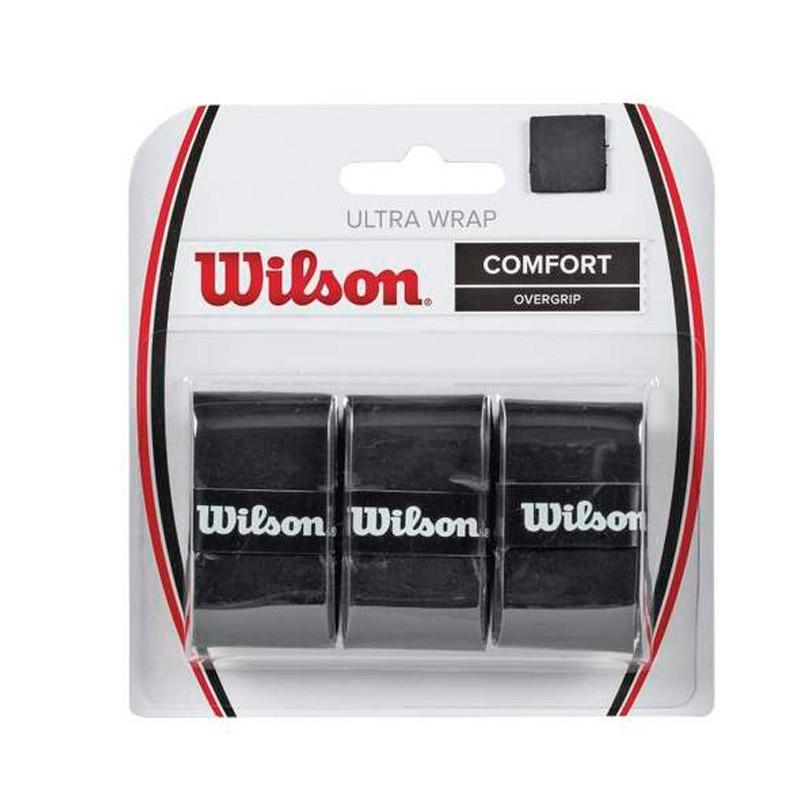 Overgrips Wilson Comfort Negros