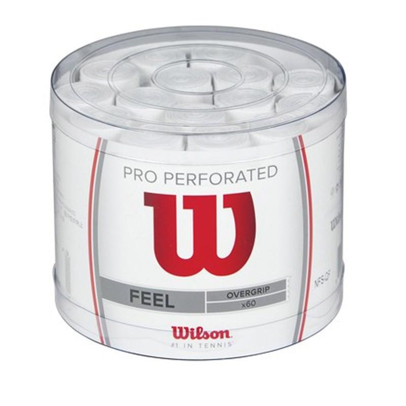 Cubo Wilson Ovegrips Feel WRZ4008 White
