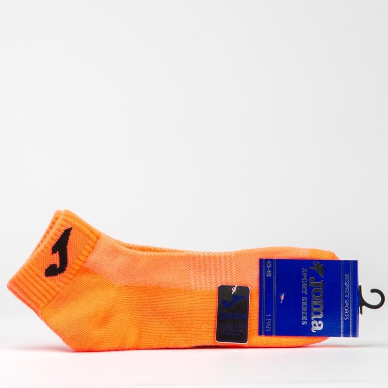 Calcetín Joma tobillero Naranja
