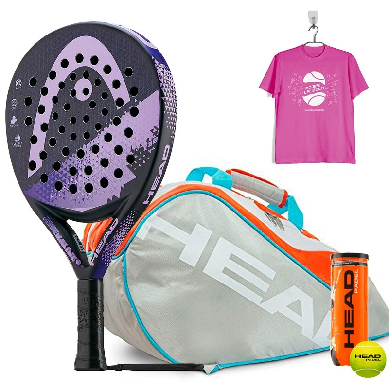 Pack Head Padel Adrenaline 2016