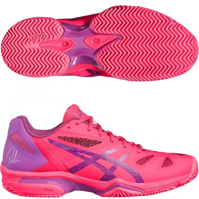 Zapatillas Gel Lima Padel Woman 2017